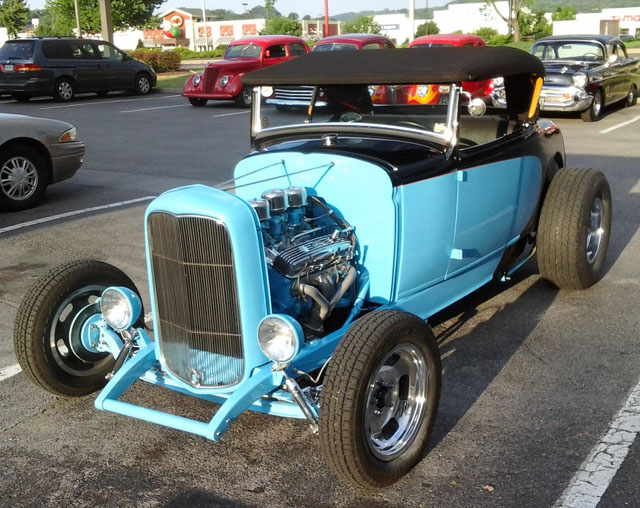 Bruce Walters Ford >> Kingsport Antique and Rod Club - Pictures